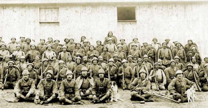 canakkale turk askerleri