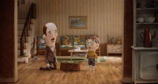Bir Baba Oğulun Hikayesi: Negative Space!