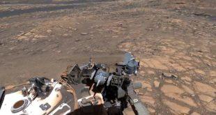 Mars'ın şimdiye kadarki en detaylı fotoğrafı yayınlandı