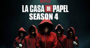 La Casa de Papel 4. Sezonundan Yeni Fragman